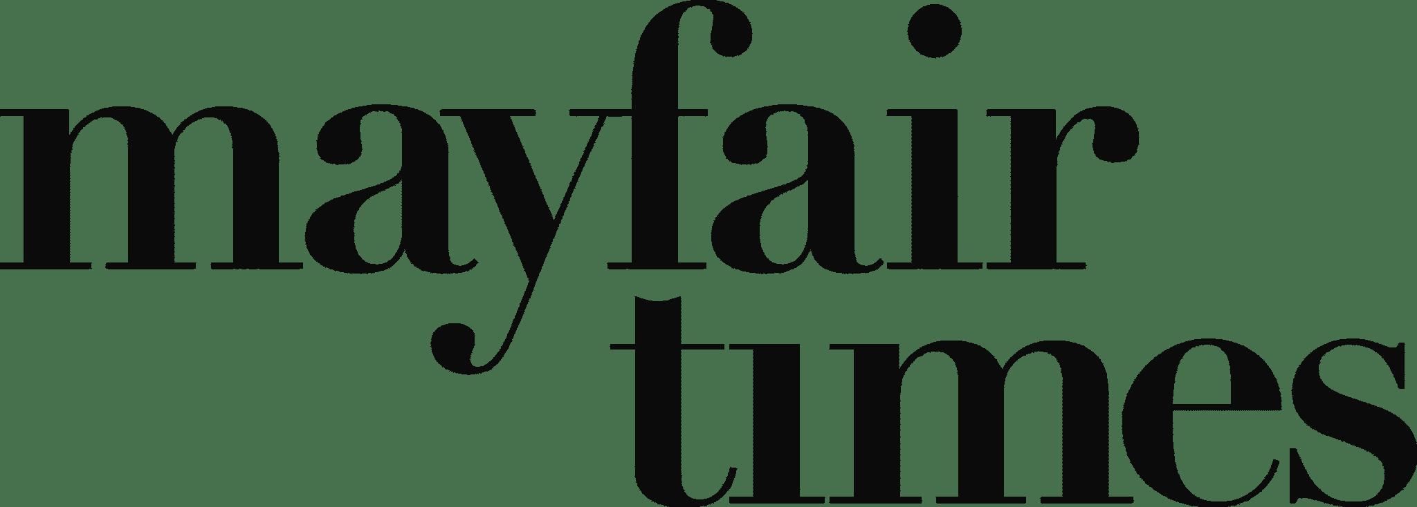 mayfair times logo